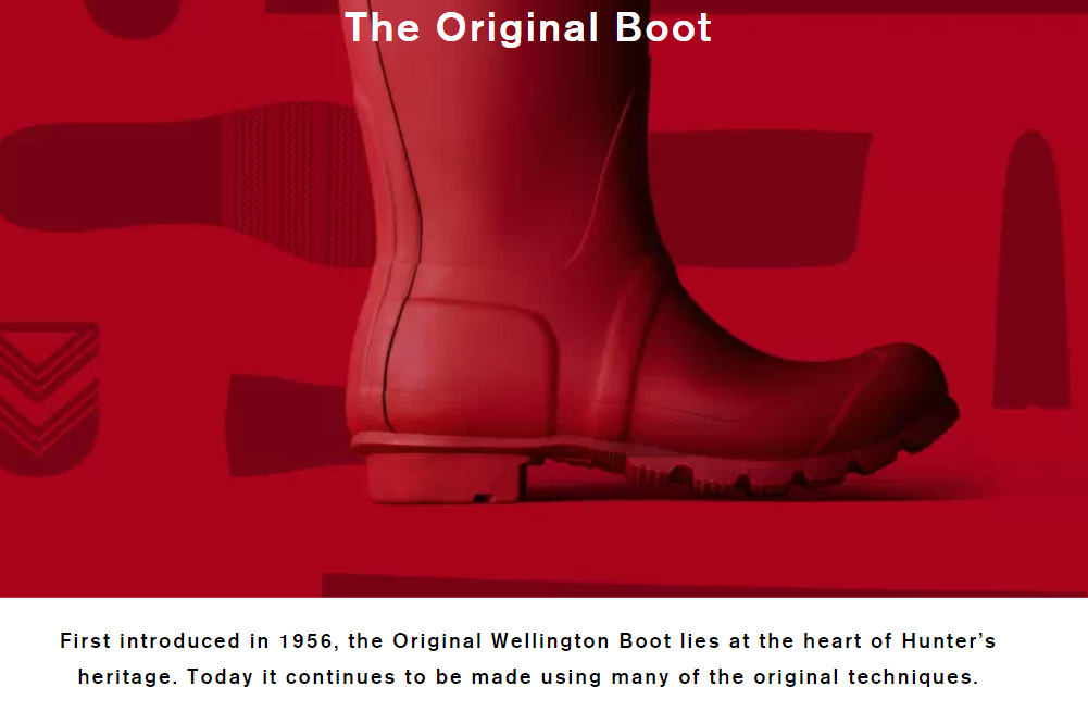 hunter boots quality problems chinese made