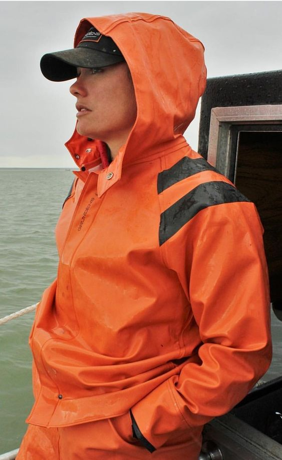 grundens sedna pvc workwear fishing range women female