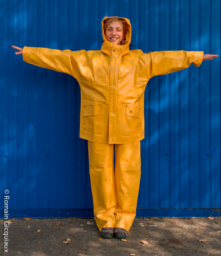guy cotten rainsuit