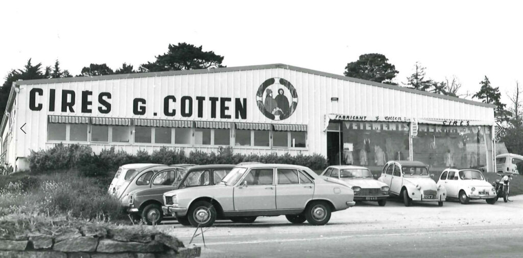 production facility guy cotten