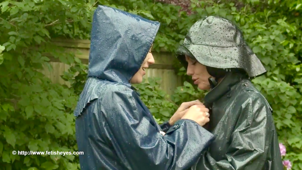 fetisheyes klepper raincoat movie clip