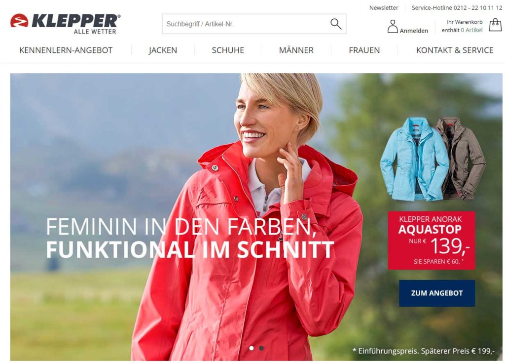 klepper brand germany