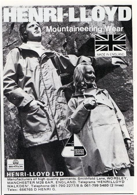 henri lloyd mountaineering ad cagoule